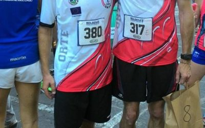 Maratonina di Gradoli: Lago o Montagna?