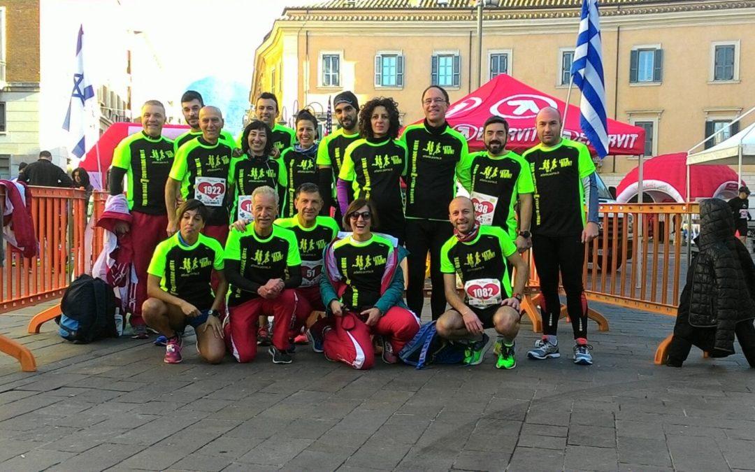 La maratona di S. Valentino strega l'Atletica Orte
