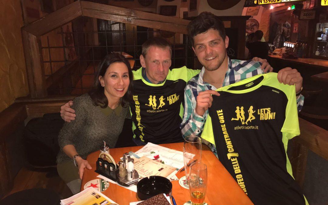 Progetto Sprint – La nostra maglia in Europa