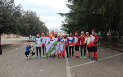 Corsa Post Panettone! Auguri dall'AtleticaOrte!!!