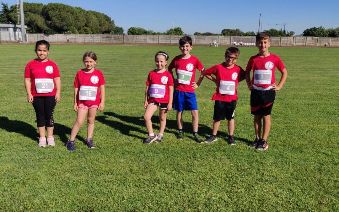 AtleticaOrte settore giovanile: Grazie Ragazzi e Ragazze!!!